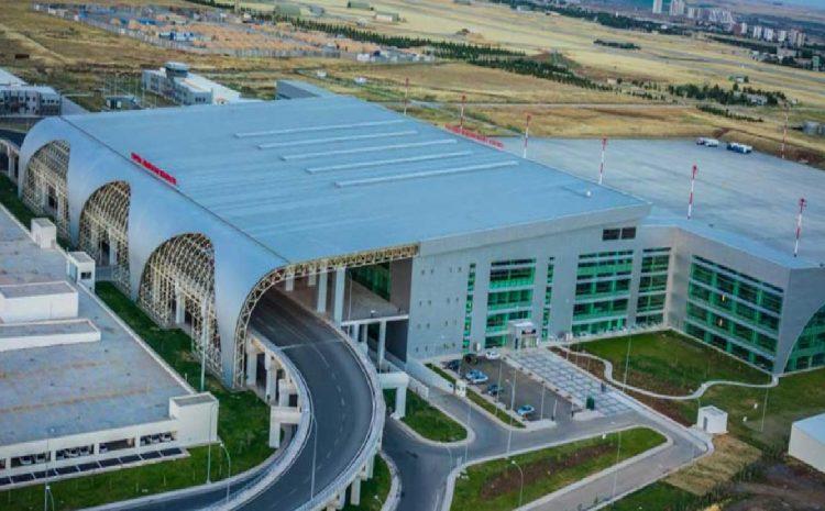 Diyarbakır Havalimanı bakım onarın nedeniyle 24 Haziran'a kadar kapalı kalacak