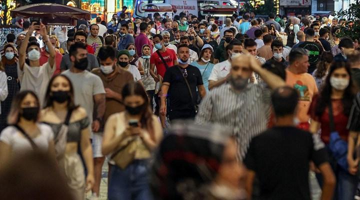 Türkiye'de günlük vaka sayısı 27 bini aştı